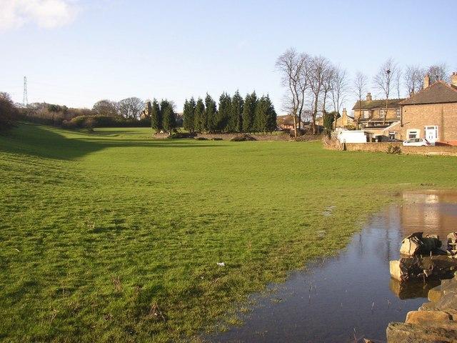Field off Clough Lane, Rastrick, 22 January 2007