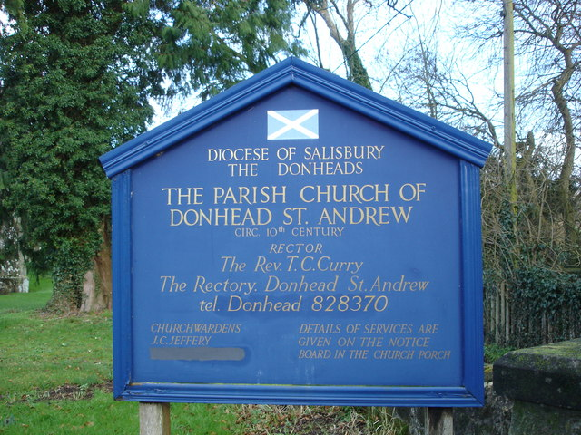 St Andrew - far from Scotland