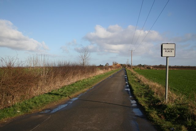 Sudbrooke Lane