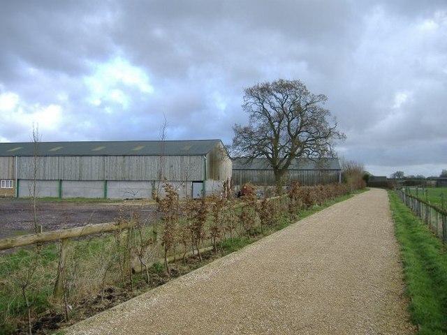 Batten's farm