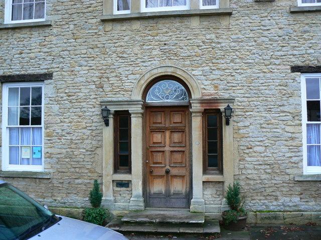 Witney Freemasons' Lodge, Church Green, Witney