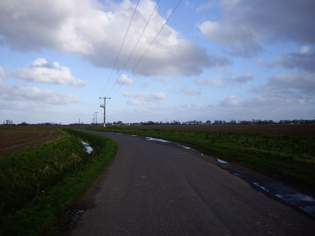 The Road to Holbeach Hurn