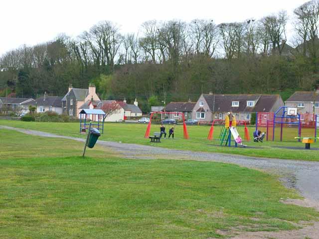 Playground at Sandhead