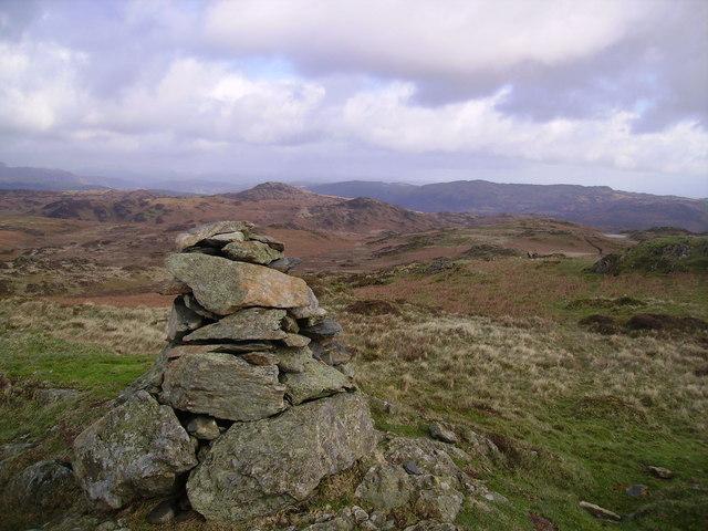 Cairn, Blawith Knott