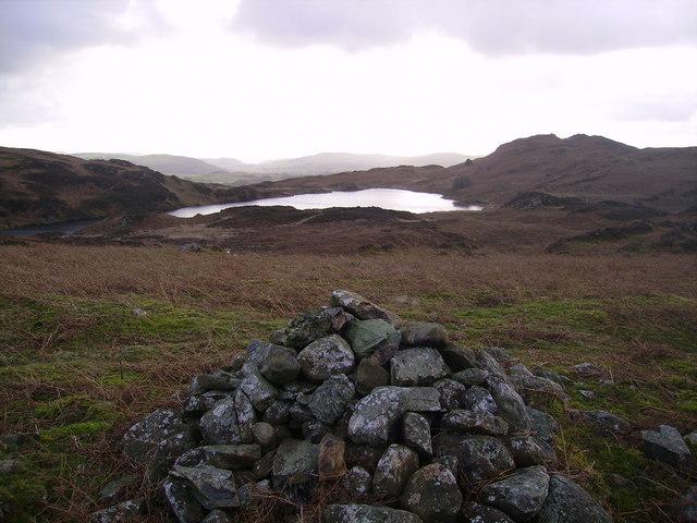 Ancient Cairn, Blawith Fells