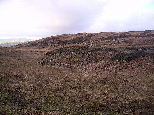 Old Sheepfold, Hodge Wife Gill