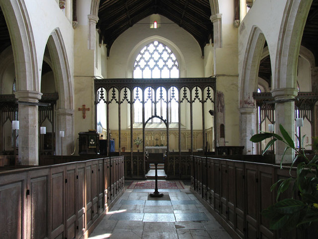 St Mary, Worstead, Norfolk - East end