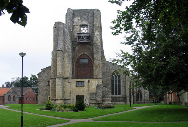 St Nicholas, North Walsham, Norfolk