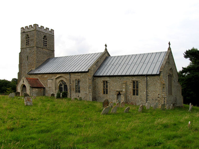 St Peter & St Paul, Oulton, Norfolk