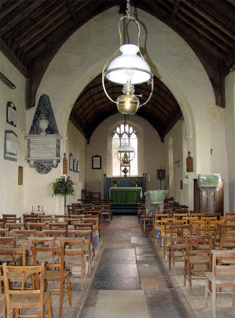 St Peter & St Paul, Oulton, Norfolk - East end