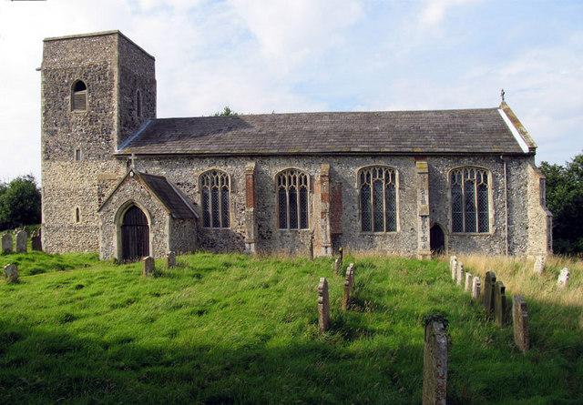 All Saints, Skeyton, Norfolk