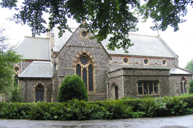 Christ Church, Church Avenue, Eaton, Norwich