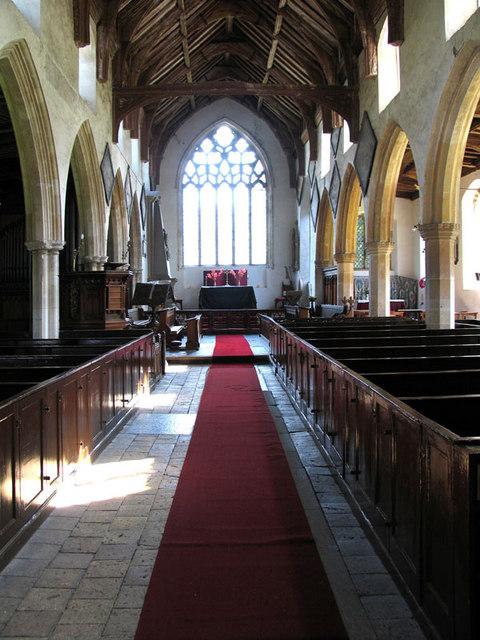 All Saints, Scottow, Norfolk