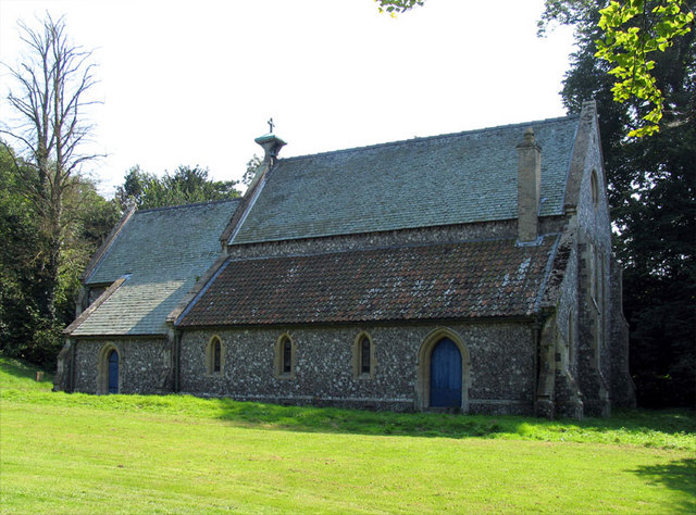 Holy Trinity, Great Hautbois, Norfolk