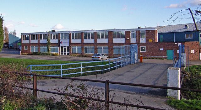 Thompson Technik Offices