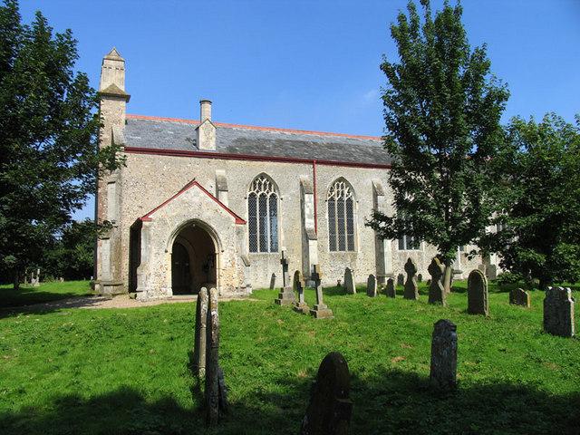 St Peter, Smallburgh, Norfolk