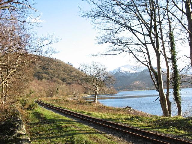 The Padarn Lake Railway