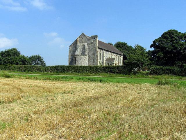 St Nicholas, Dilham, Norfolk