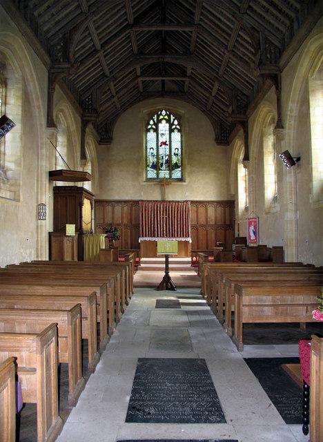 St Nicholas, Dilham, Norfolk - East end