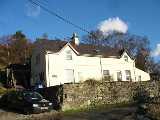Bwthyn Cae Canol Cottage