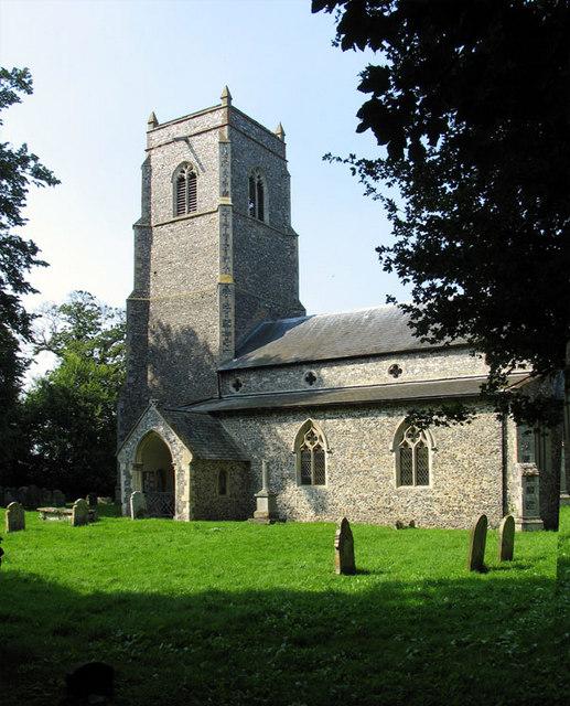 St Swithin, Frettenham, Norfolk