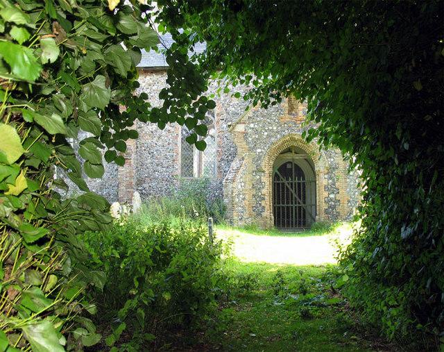 St Peter, Crostwick, Norfolk