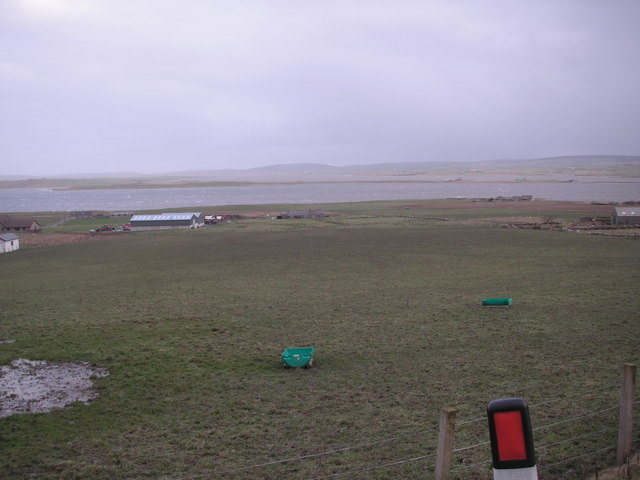 Stenness and the Stenness and Harray Lochs