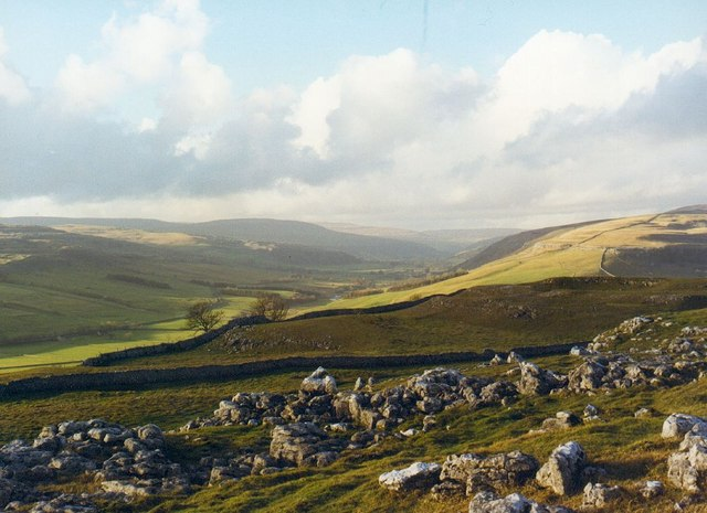 Dales Country near Swineber Scar