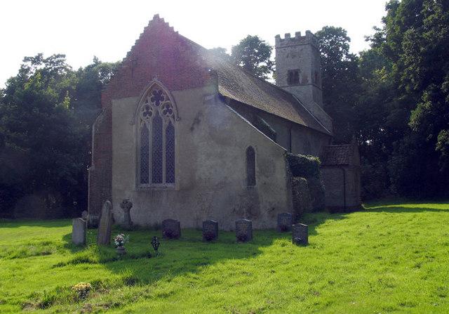 St Michael, Oxnead, Norfolk