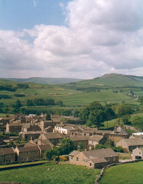 A view of Askrigg