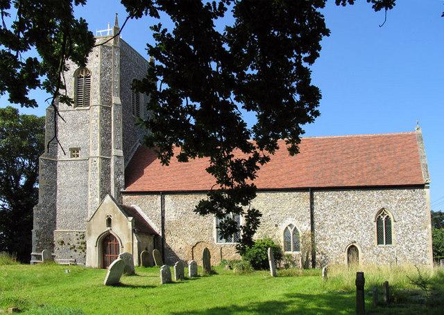 St Peter, Belaugh, Norfolk