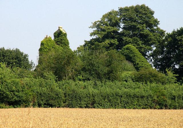 St Michael, Sco Ruston, Norfolk - Ruin