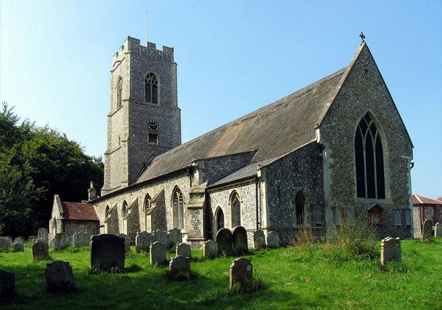 St John the Baptist, Coltishall, Norfolk