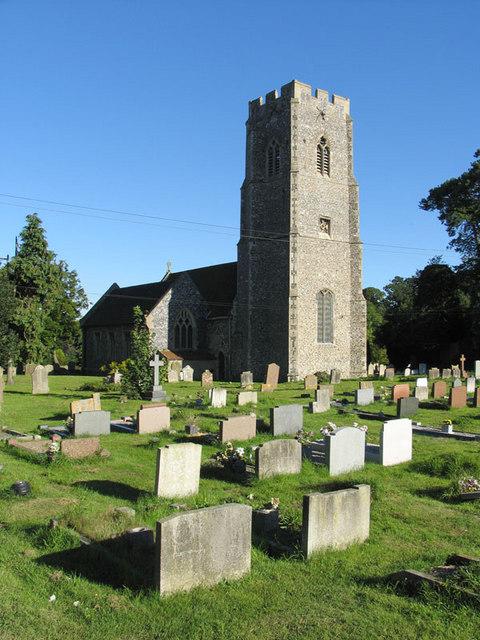 All Saints, Horsford, Norfolk
