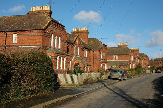 Houses at Moorhampton