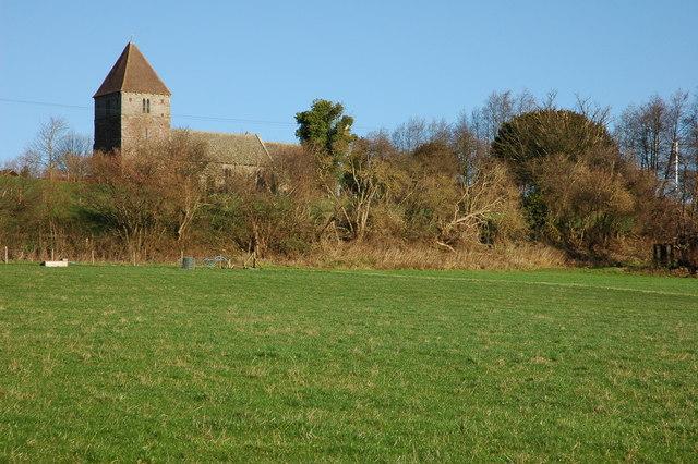Staunton on Wye church