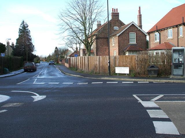 Earswick Village, York