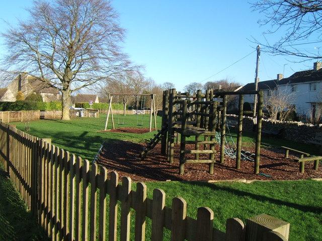 Playground at Coates