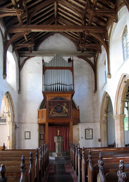 All Saints, Marsham, Norfolk - West end