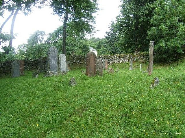 Killilan Cemetery