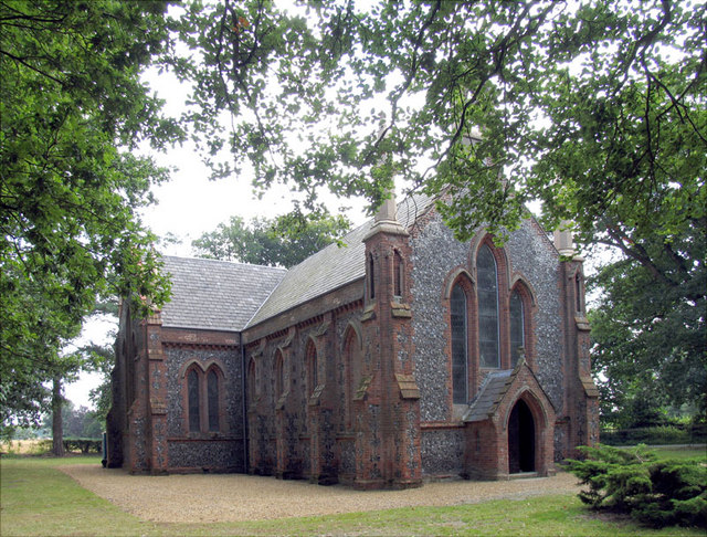 All Saints, Hainford, Norfolk