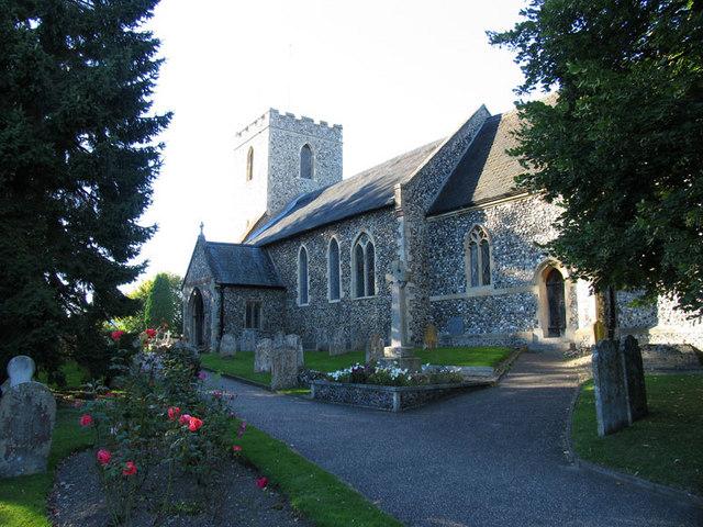 St Margaret, Drayton, Norfolk