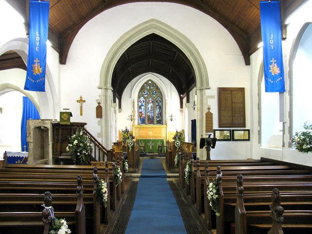 St Margaret, Drayton, Norfolk - East end