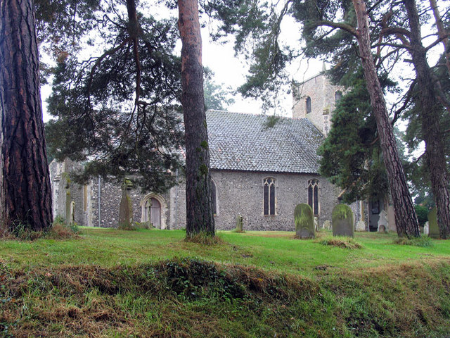 St Margaret, Felthorpe, Norfolk