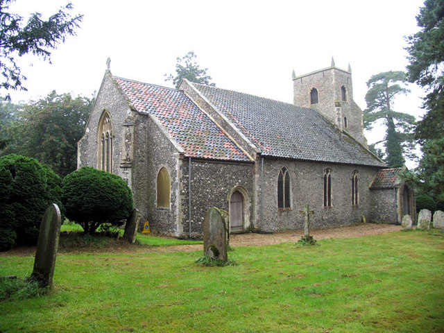St Margaret, Felthorpe, Norfolk