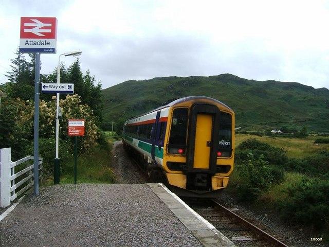 Attadale Station