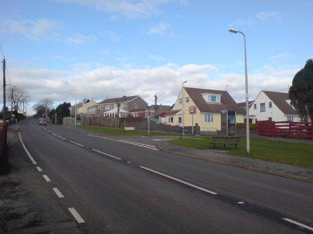 Pen-y-Mynydd hamlet