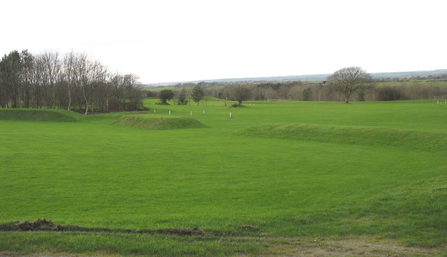 Tyddyn Mawr Golf Course