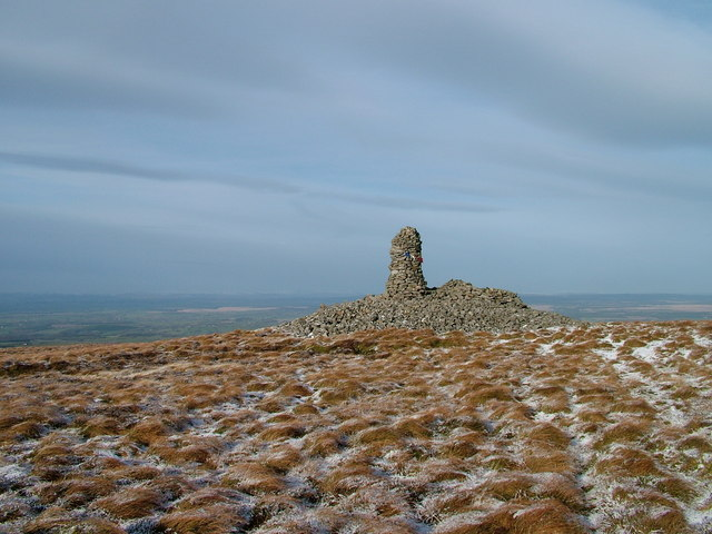 Tindale Fell Top