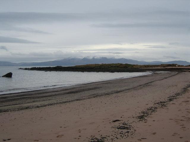 Beach at South Inch